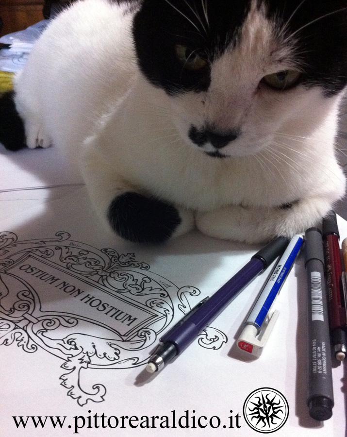 gatto_araldica