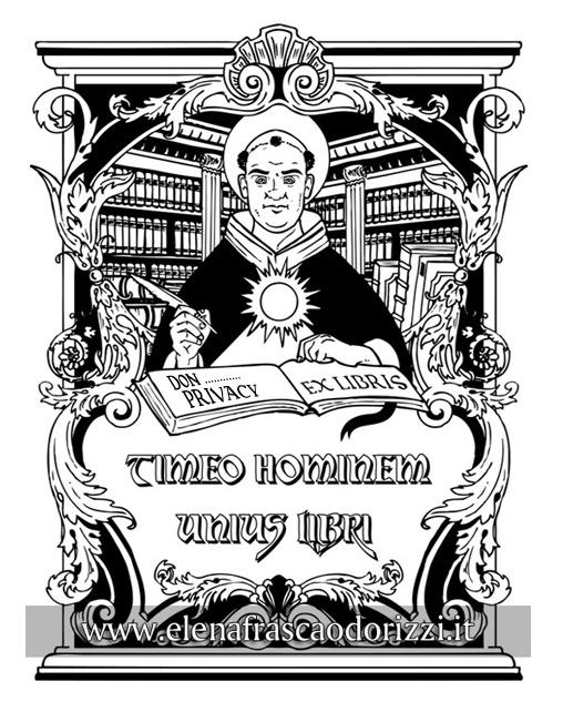 Ex Libris Religioso