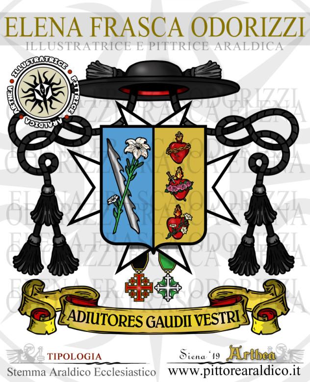 stemma_araldico_ecclesiastico_sacerdote_cuori
